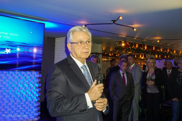 Louis Group Executive Chairman Costakis Loizou.
