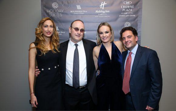 Ioanna Moussama, Apostolos Moussamas, Emmanouela Moussama, Harry Papaioannou