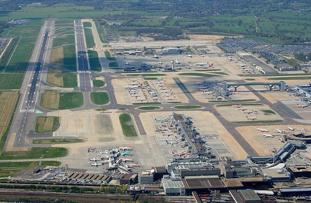 Photo Source: @Gatwick Airport
