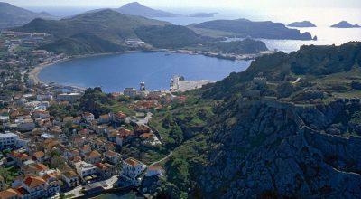 Limnos, Greece. Photo source: Visit Greece / K. Vergas