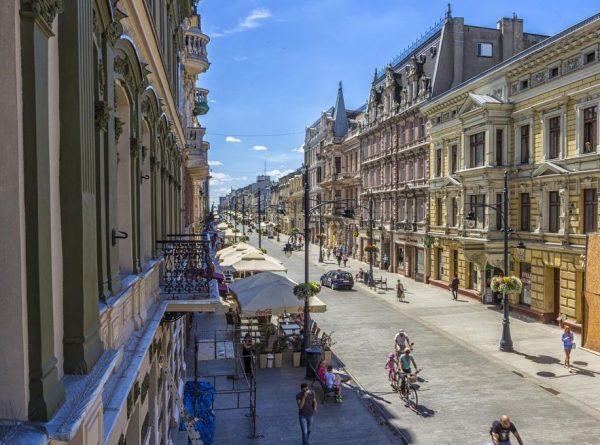 Łódź, poland. Photo source: uml.lodz.pl / Stefan Brajter