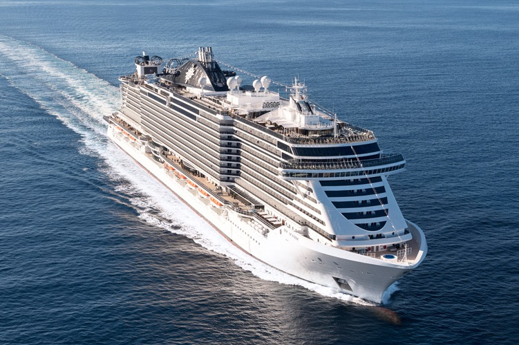 Top Kinisis: Greece on Schedule of Luxury MSC Cruises for ...