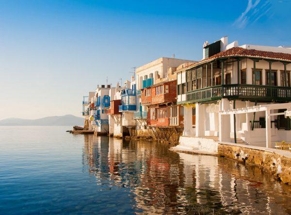Mykonos, Greece. Photo Source: http://likenoother.aegeanislands.gr