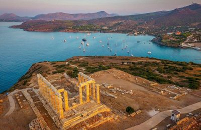 Cape Sounion, Attica. Photo Source: https://athensattica.com