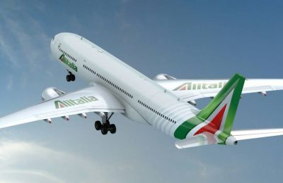 Photo Source: @Alitalia