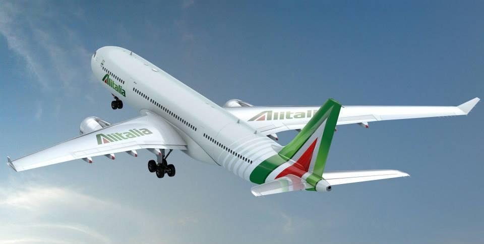 Photo Source: @Alitalia