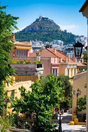 Athens. Photo © Maria Theofanopoulou