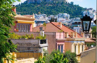 Athens. Photo © Maria Theofanopoulou