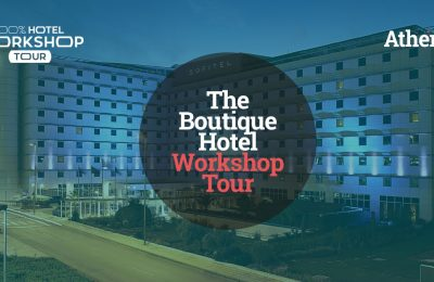 The Boutique Hotel Workshop Tour 2019 - Athens