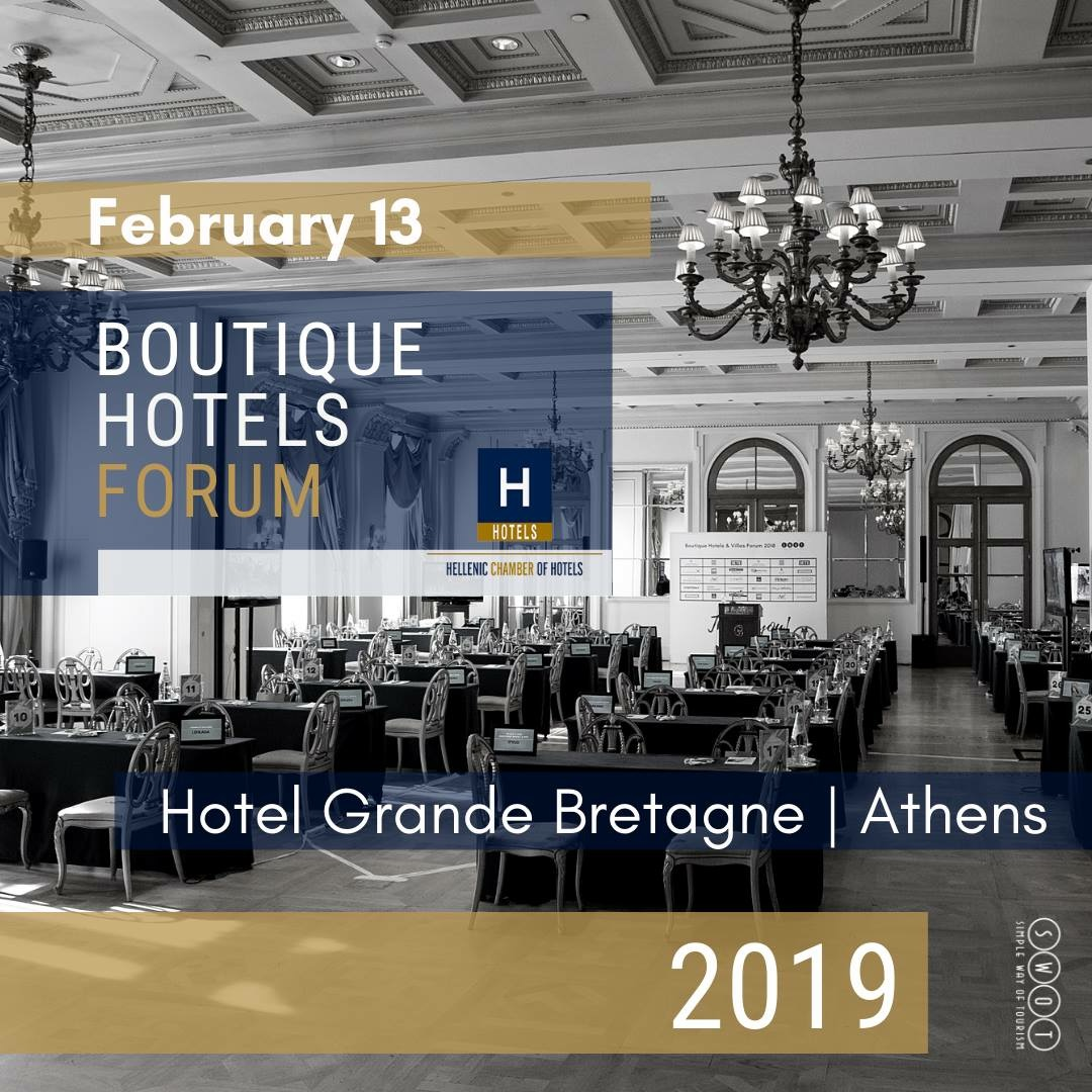 Boutique Hotels Forum 2019