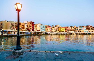 Chania, Crete. Photo Source: Visit Greece