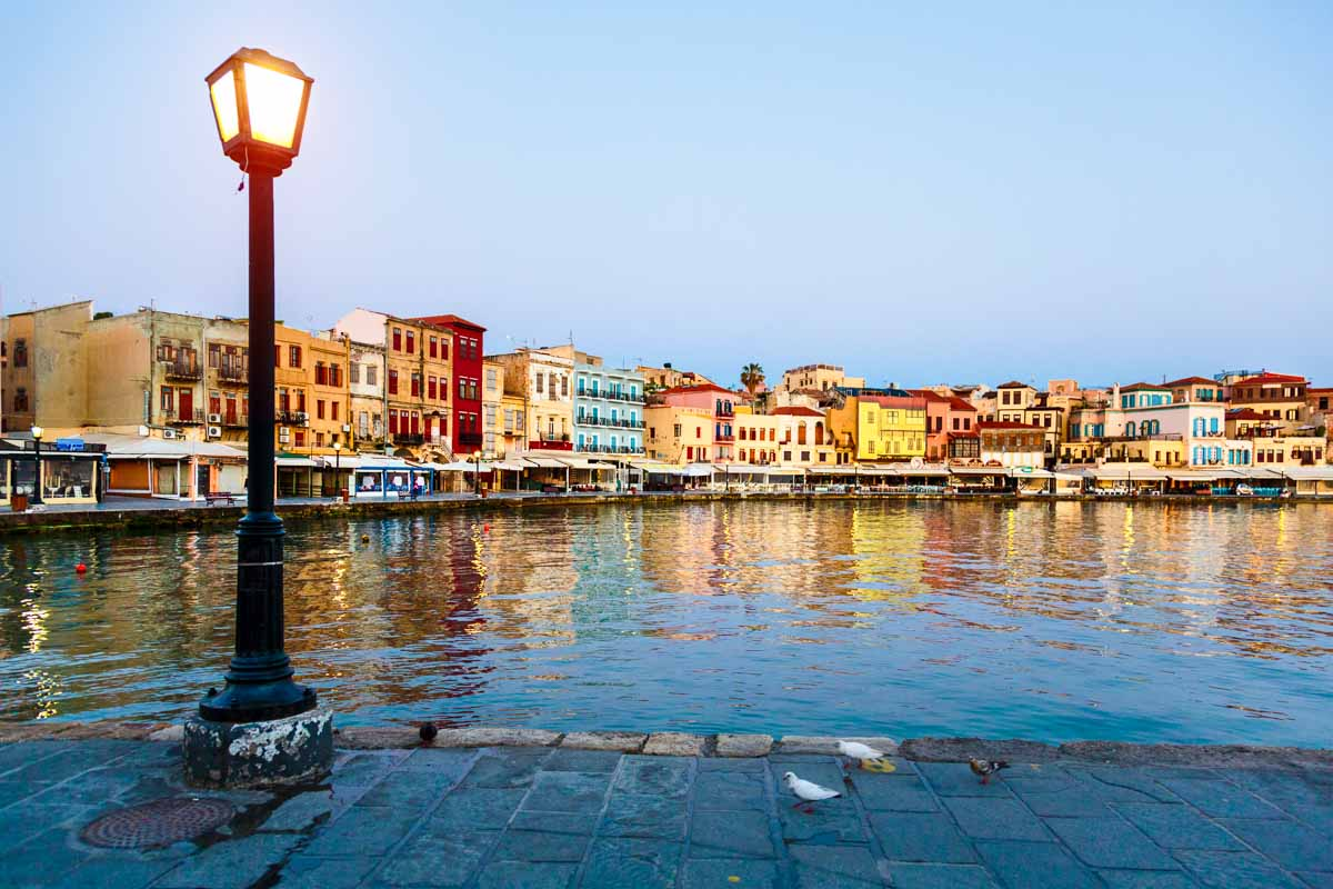 Chania, Crete. Photo Source: Visit Greece