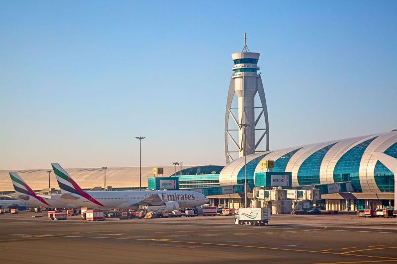 Photo source: Dubai International Airport
