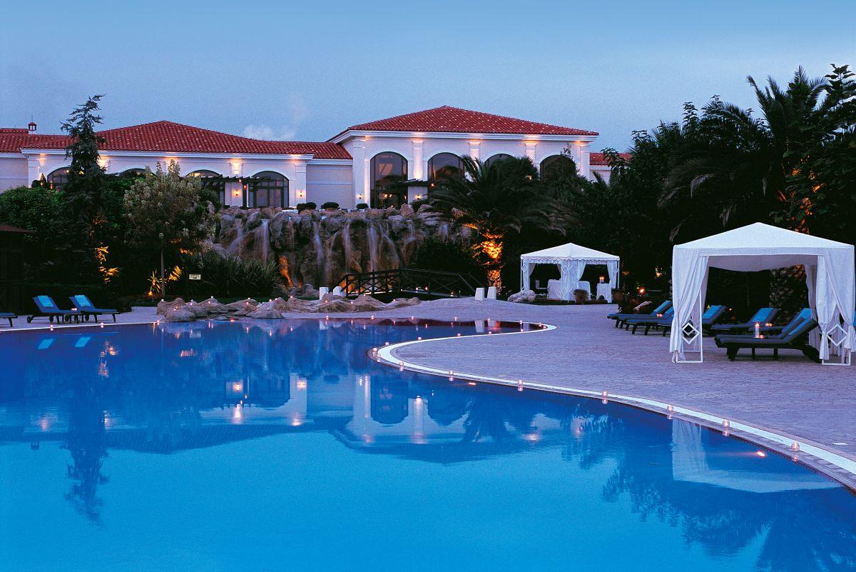 Hyatt Regency Thessaloniki hotel. Photo source: Regency Entertainment
