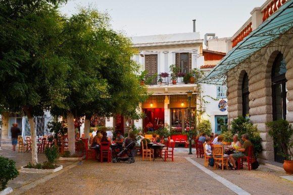 Athens, Greece. Photo Source: @Athens Attica