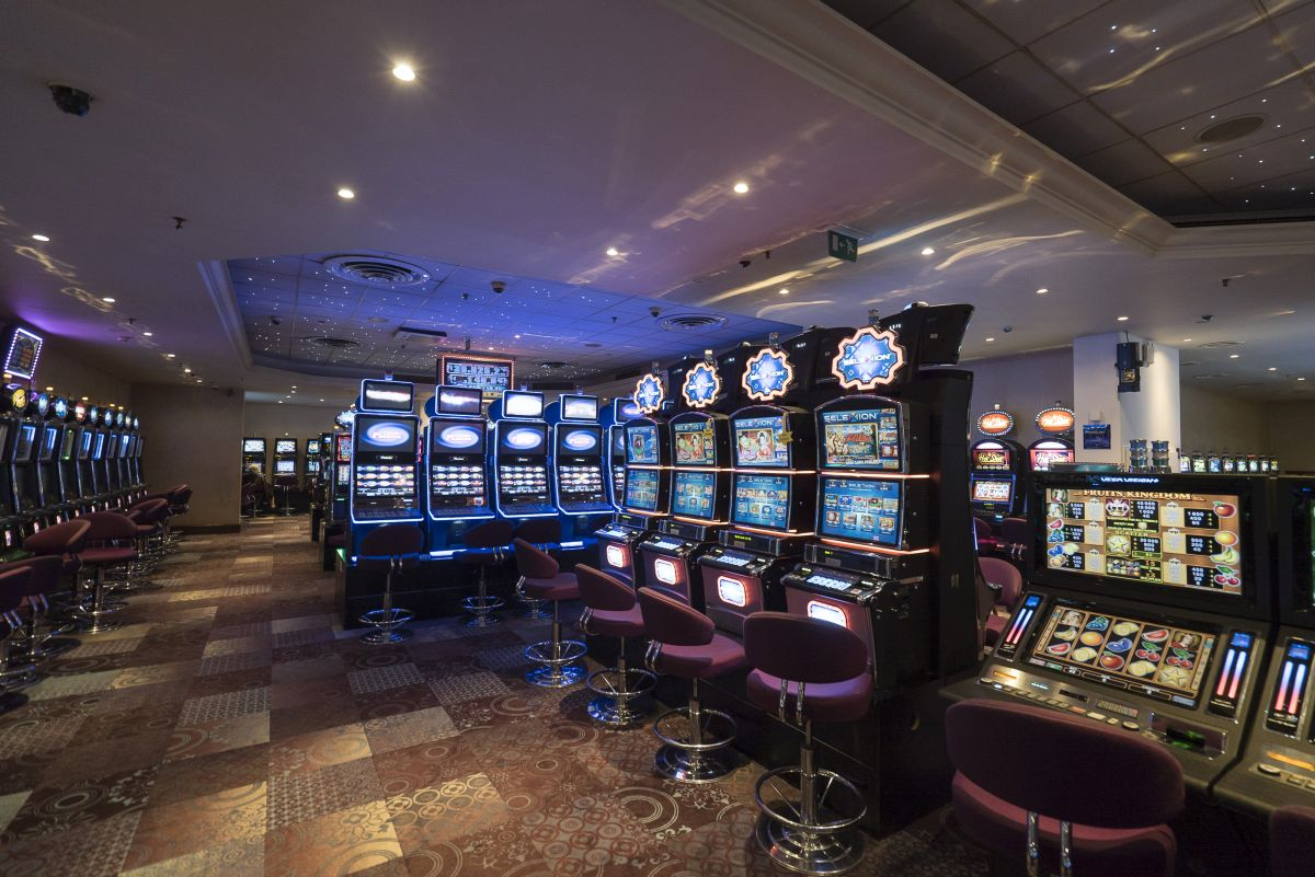 Regency Casino Mont Parnes. Photo source: Regency Entertainment