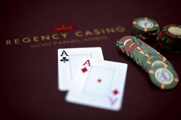 Regency Casino Mont Parnes. Photo source: Regency Entertainment