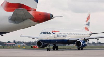 British Airways Cancels Nearly 100% of Flights Due to First