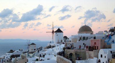 Oia, Santorini (pixabay)