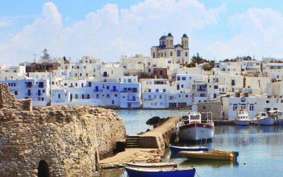 Paros island, Cyclades. Photo Source: @Aegean Islands