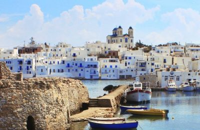 Paros island, Cyclades. Photo Source: @Aegean Islands