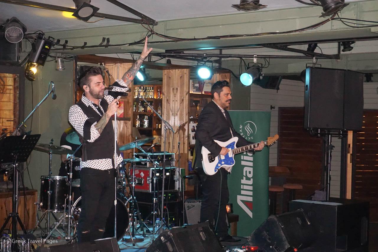 Greek band Onirama.