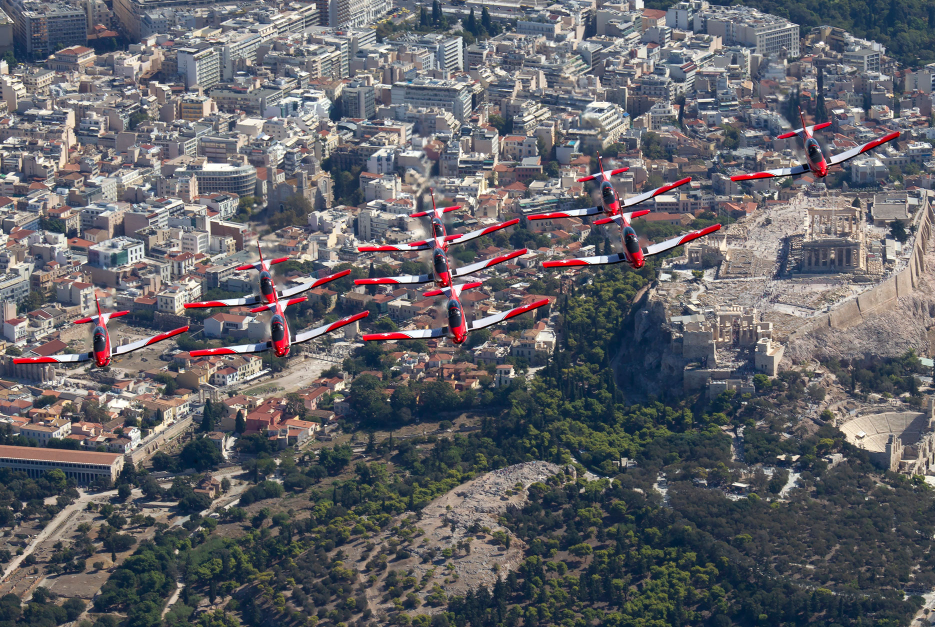 Photo Source: Athens Flying Week