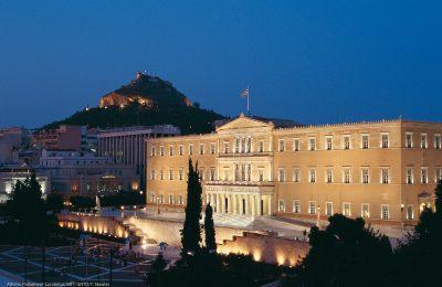 Athens, Greece. Photo Source: Visit Greece / Y. Skoulas
