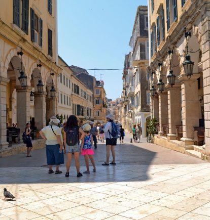 Corfu, Greece. Photo Source: Visit Greece / E. Fili