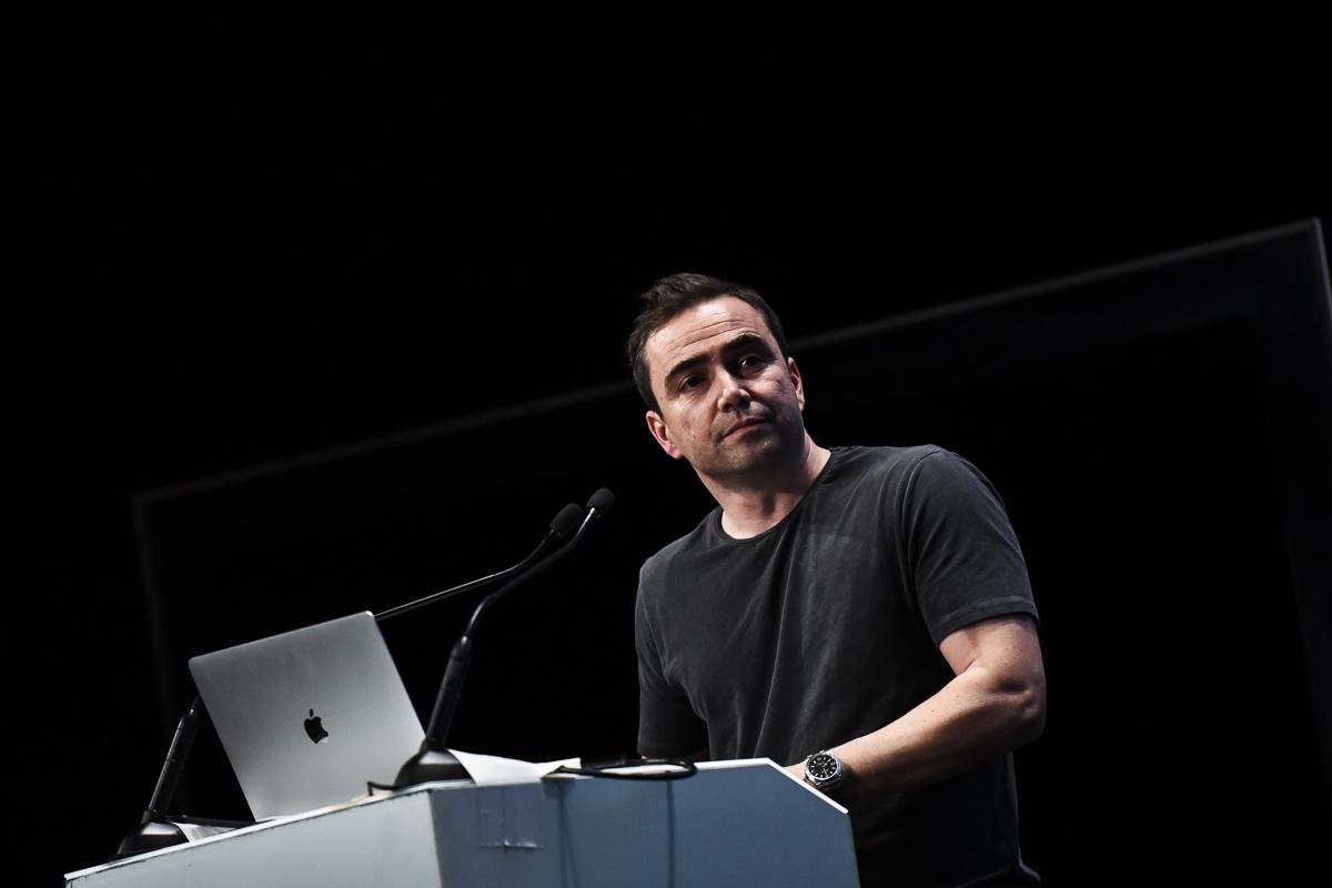 Ο αρχιτέκτονας Σωτήρης Ανυφαντής του γραφείου A2 Architects.