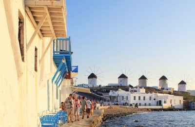 Mykonos island. Greece. Photo Source: Region of South Aegean
