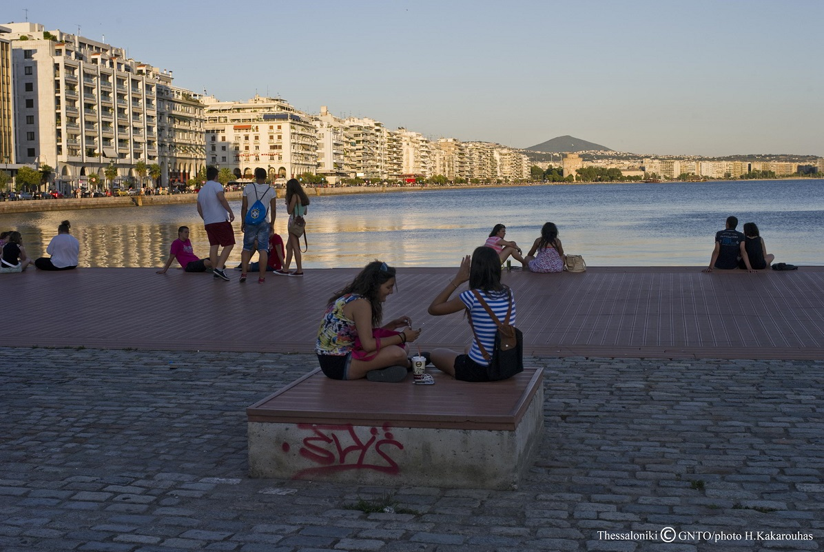 Thessaloniki, northern Greece, Photo Source: Visit Greece / H. Kakarouhas