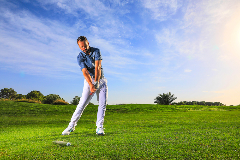 Quest Golf Academy's acclaimed British golf professional Peter Finch will participate in the 3rd Messinia Pro-Am
