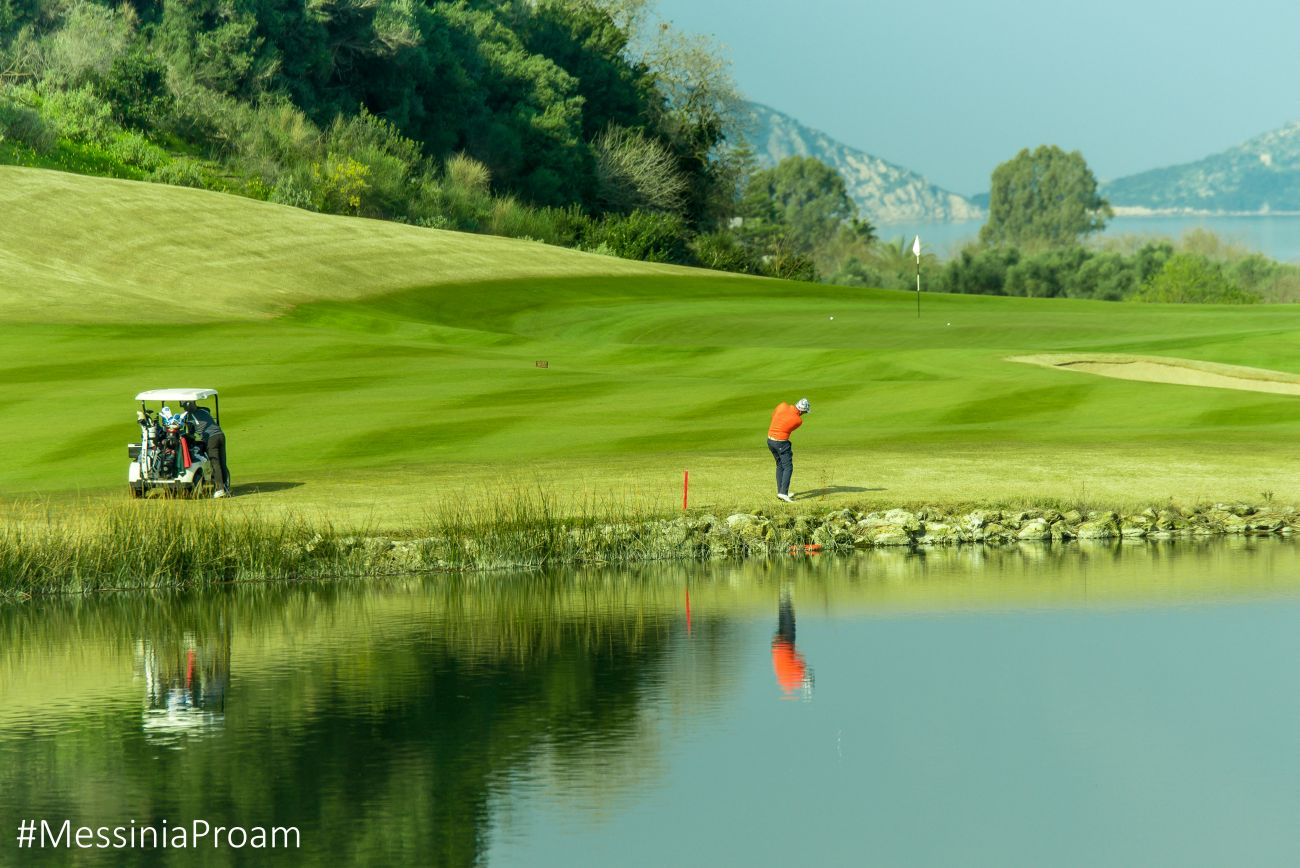 The Bay Course. Photo by Elias Lefas.