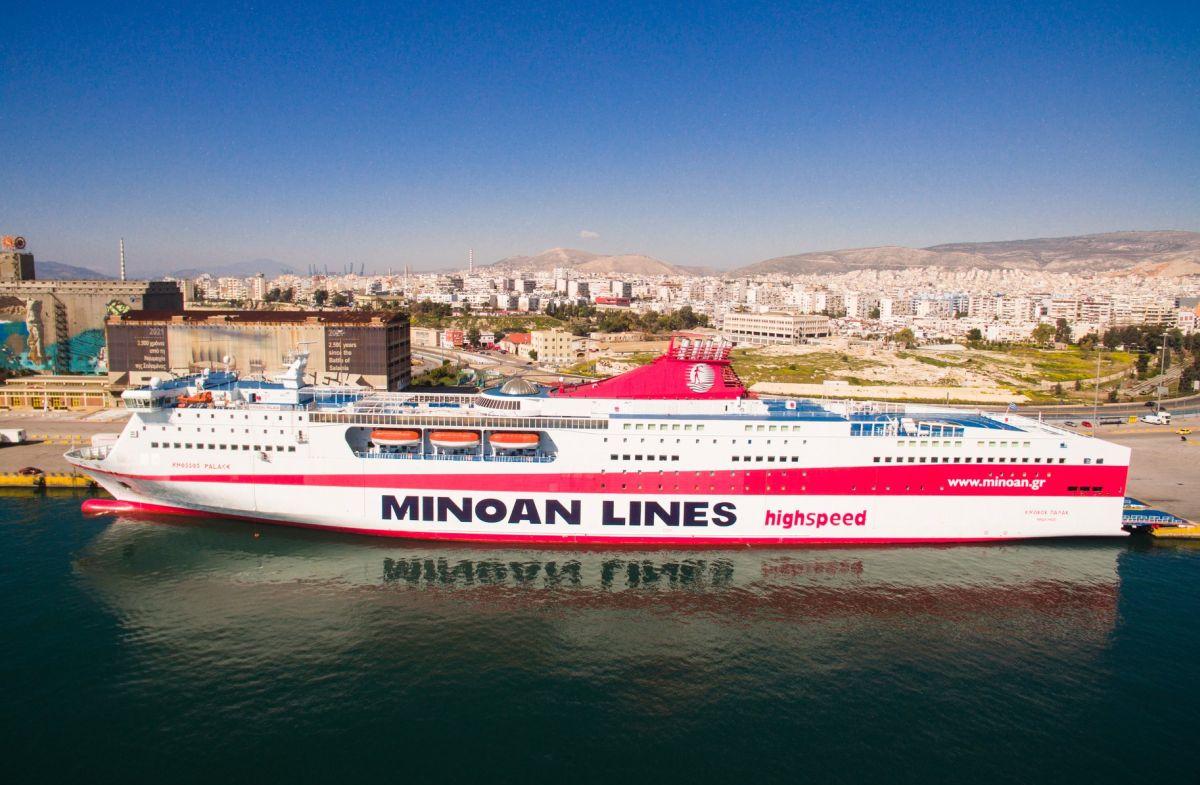 Photo source: Minoan Lines