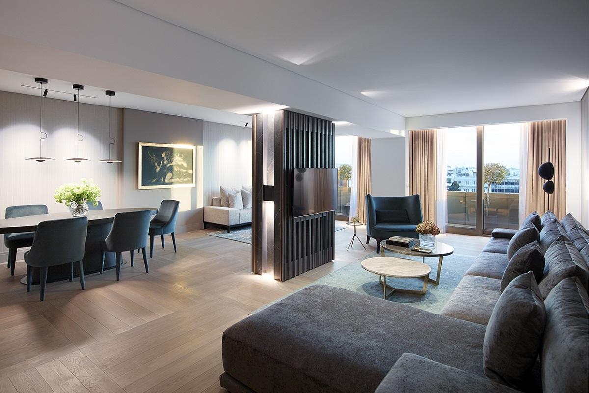 Presidential Suite, NJV Athens Plaza