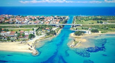 Nea Potidea, Chalkidiki. Photo Source: Halkidiki Tourism Organization