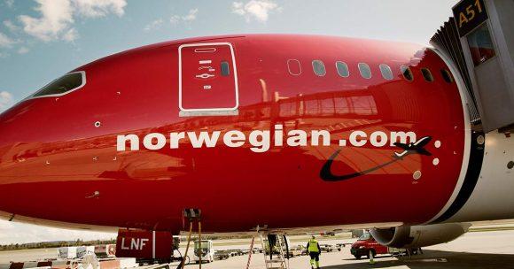 Photo Source: Norwegian