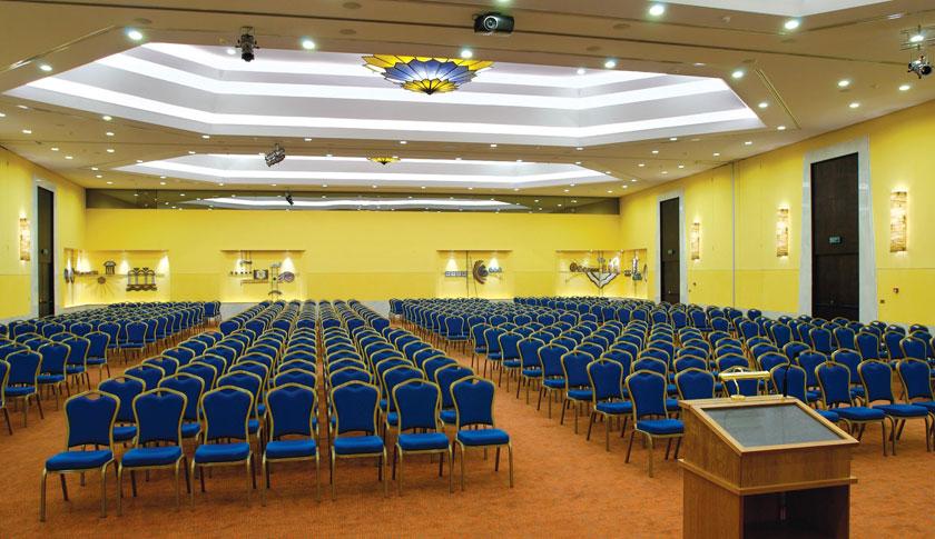 Porto Heli Conference Centre.