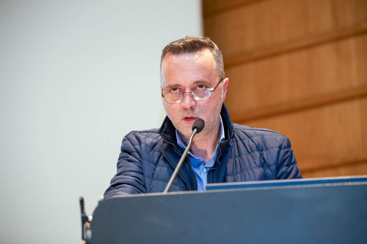 Ο Γενικός Γραμματέας της ΟΨΕ, κ. Δημήτριος Κοντούσιας