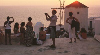 Santorini, Greece. Photo Source: Visit Greece / Y. Skoulas