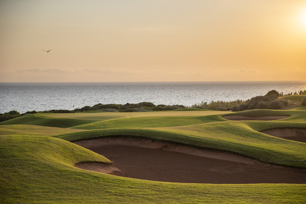 The Dunes Course @ Costa Navarino