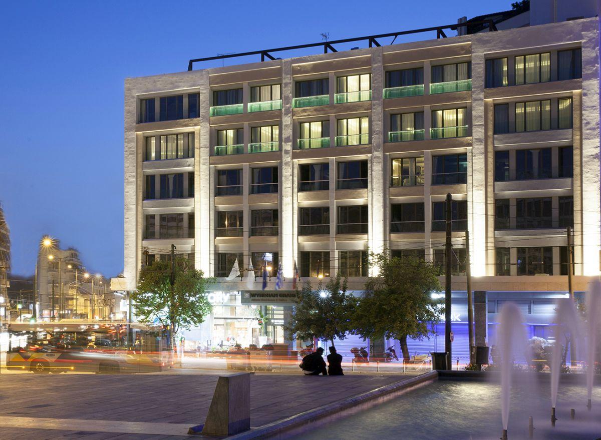 Wyndham Athens Residence.