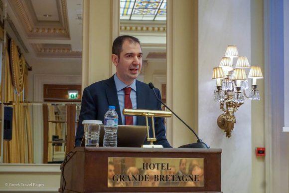 Grant Thornton Director Dr. Panagiotis Prontzas.