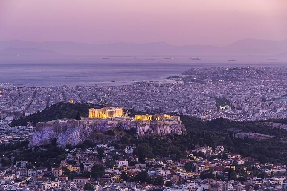 Acropolis, Athens. Photo source: Visit Greece