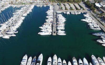 The Alimos Marina, Athens. Photo Source: Greek Marinas Association