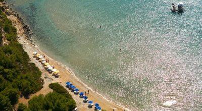 Chrisi Milia beach, Alonissos. Photo Source: Municipality of Alonissos
