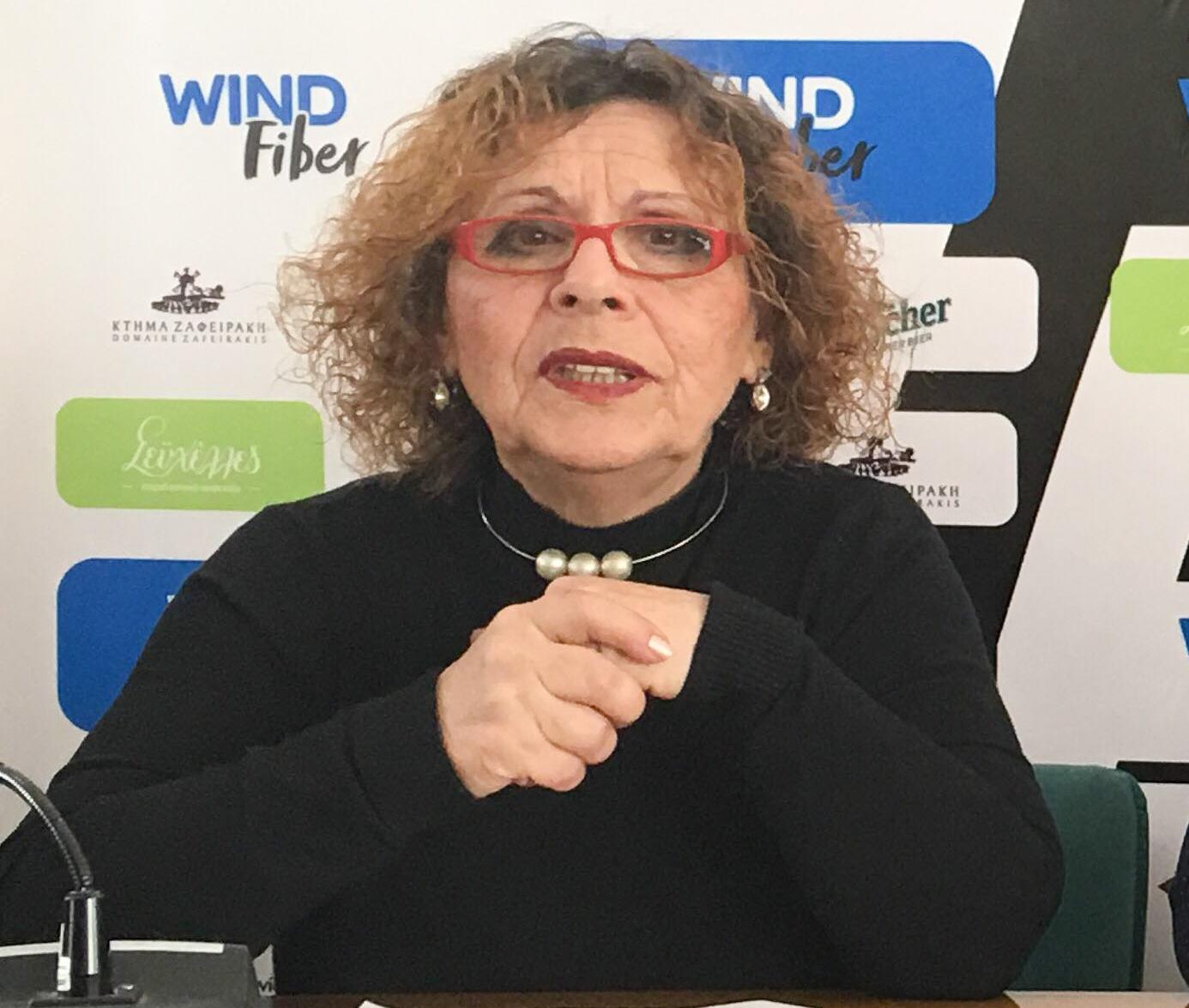 Άντα Σαρτζή - Σδράλλη, Πρόεδρος του Φεστιβάλ