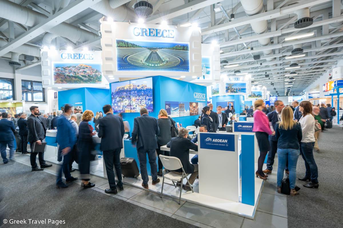 Greece @ ITB Berlin 2019 – Photo Report - GTP Headlines
