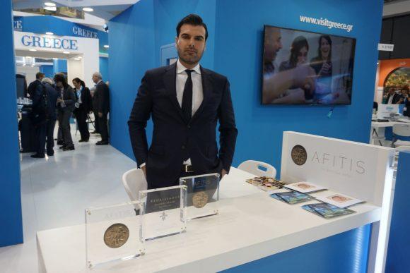 Melior Resorts CEO Athanasios Voevodas.